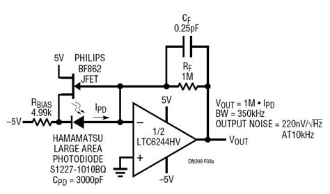 avalanche photodiode capacitance op how to decrease capacitance of pin photodiode electrical engineering stack exchange