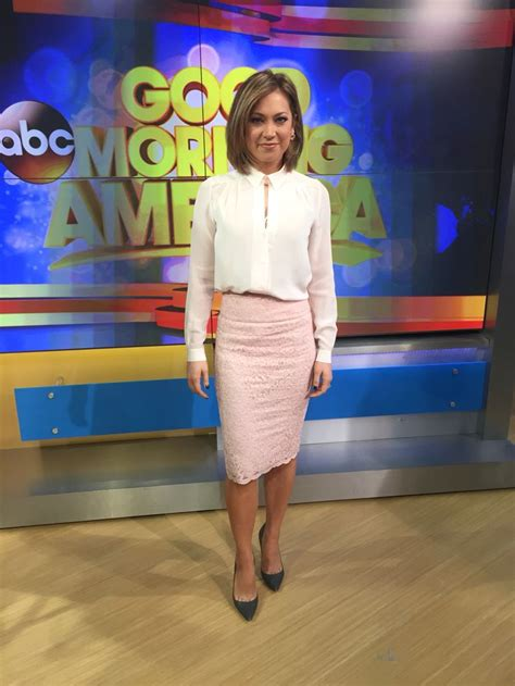 good morning america ginger zee dress i bought the top at ruelala it is frenchconnection and