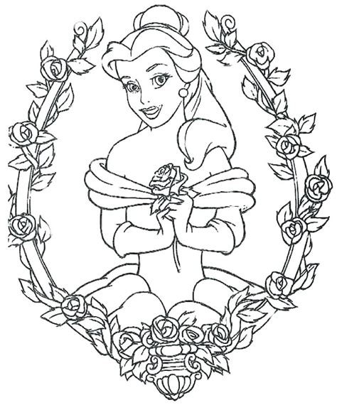 princess belle coloring pages games princess belle colouring sheets coloring collection