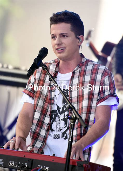 charlie puth just for show in the news charlie puth performs on the today show