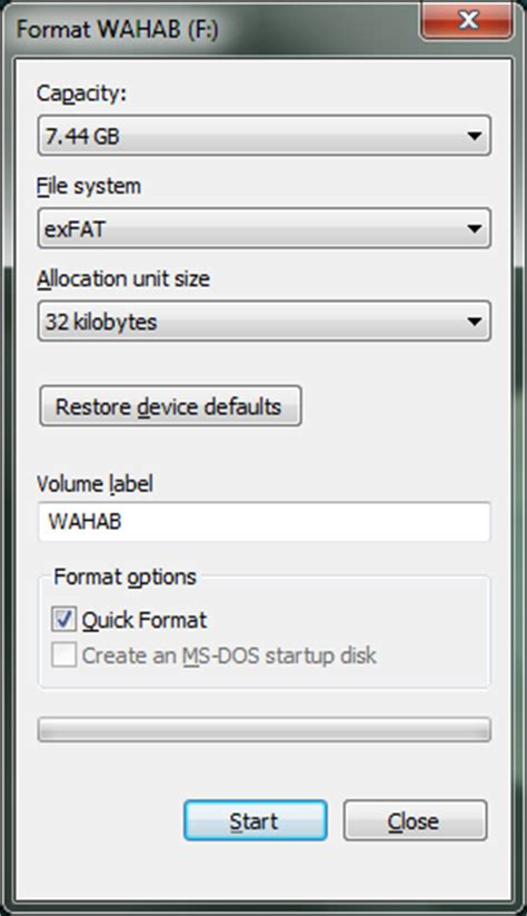 format exfat osx how to format a usb or external hdd so it works on both