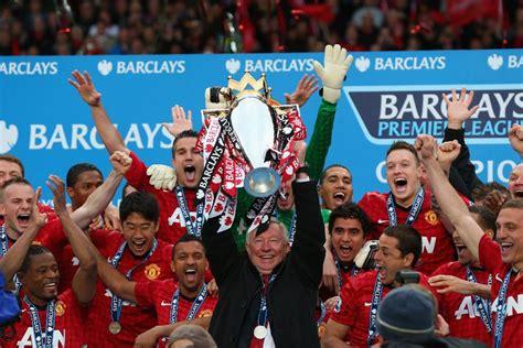 epl man utd premier league history 2012 13 season review