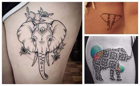 tattoo mandala elefante significado ideas de tatuajes de elefantes significados y dise 241 os