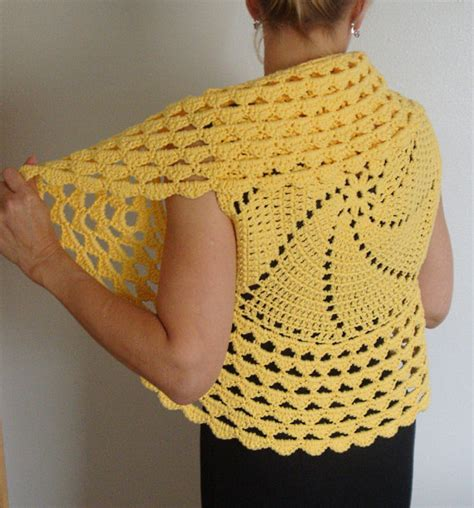 simple pattern bolero 38 crochet shrug patterns guide patterns
