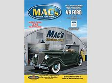 V8 Ford 2012-2013 Parts & Accessories by MACs Antique Auto ... Mac S Antique Auto Parts