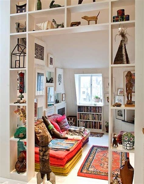 dining room decorating ideas create privacy with pocket 27 doorway wall storage solutions for small spaces digsdigs