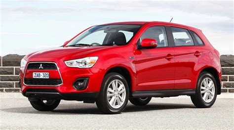 asx mitsubishi 2014 2014 mitsubishi asx extra features mechanical tweaks