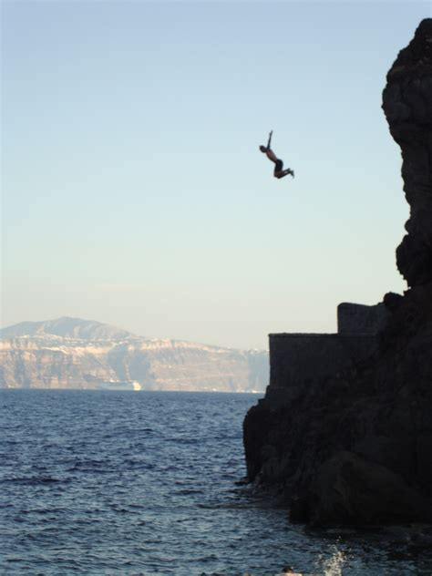 cliffdiving a new type of quot greek life quot