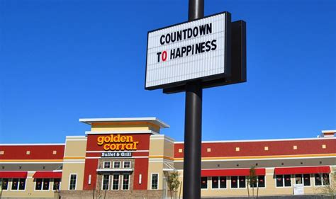 Countdown To Happiness Golden Corral This Close To Closest Golden Corral Buffet