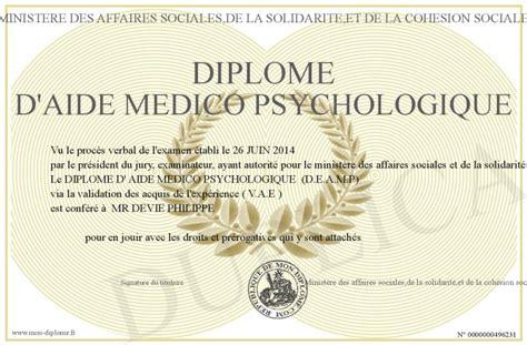 bureau d aide psychologique universitaire diplome d aide medico psychologique