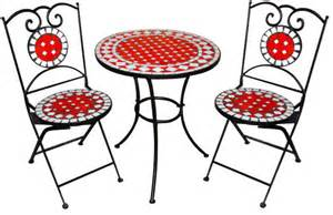 Mosaic Bistro Table And Chairs New Mosaic Bistro Table And Chairs Patio Furniture Quot Garden Bbq