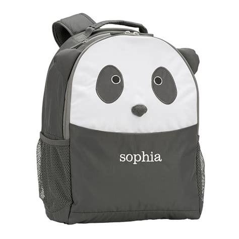 Pottery Barn Teen Code Gear Up World Wildlife Fund Panda Critter Backpack Pbteen
