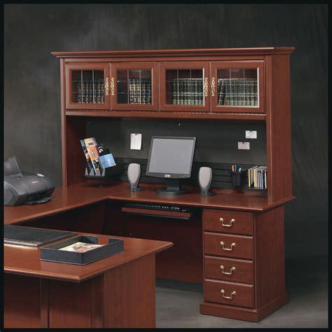assembled sauder office furniture kmart