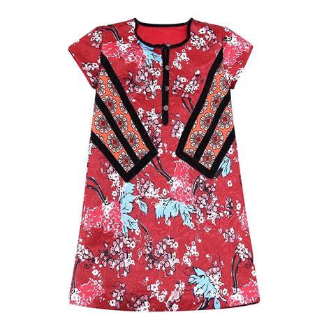 baby dress 2016 fashion brand flower print