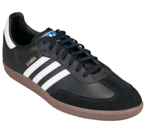 adidas samba adidas originals samba shoes black white g17100 ebay