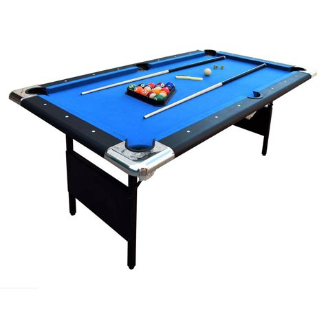 hathaway fairmont 6 ft portable pool table bg2574 the