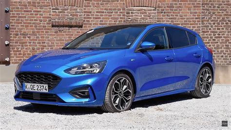 2019 Ford Focus St Line by 2019 Ford Focus St Line Extensively Detailed In Lengthy