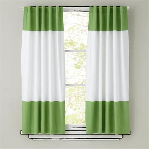 happy chic curtains happy chic by jonathan adler charlotte canvas curtain