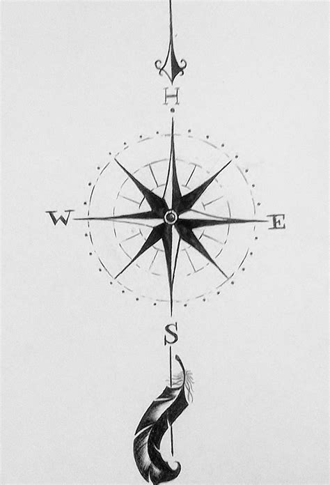 compass tattoo art compass tattoo by littlecheescake on deviantart