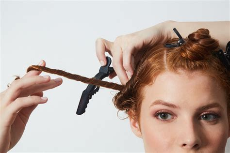 sectioning hair blow dry hacks popsugar beauty