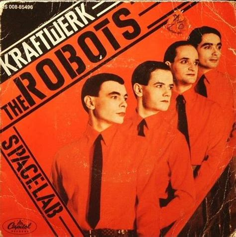 Kraftwerk The Model