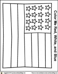 american color template
