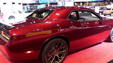 hellcat challenger 2017 interior 2017 dodge challenger srt hellcat limited luxury