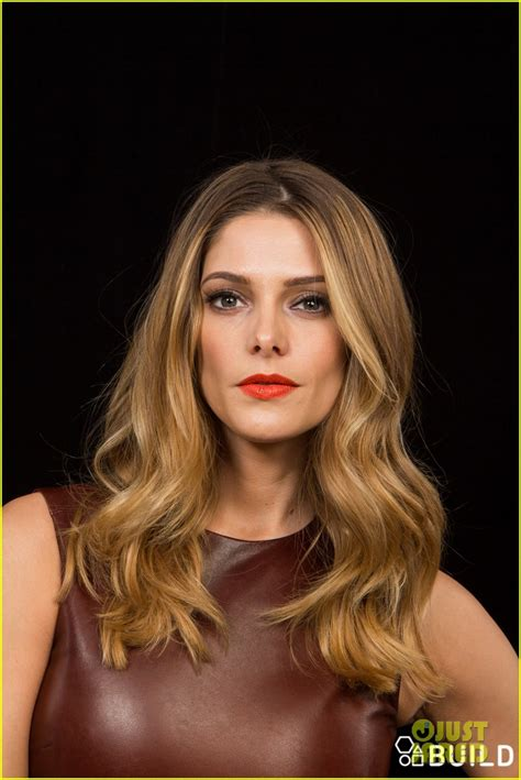 ashley greene riverdale ashley greene makes the rogue promo rounds in nyc photo