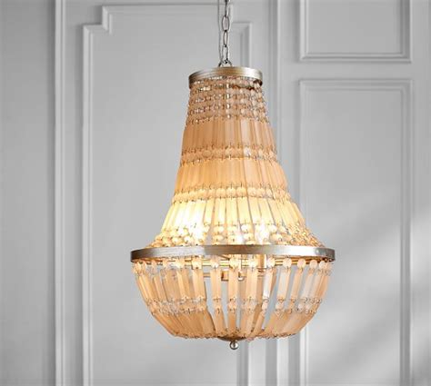 Chandeliers Pottery Barn Antique Chandelier Pottery Barn