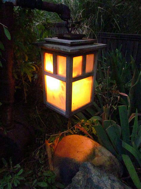 Solar Garden Ls And Lanterns solar powered lantern flickr photo