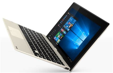 toshiba officially announced satellite click 10 a convenient windows 10 combination of a
