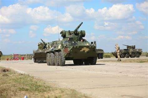 Ukrainian army has received 170 units of upgraded and new ... Ukraine Military Equipment