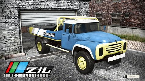 rallycross truck zil truck rallycross gameplay geforce 1070