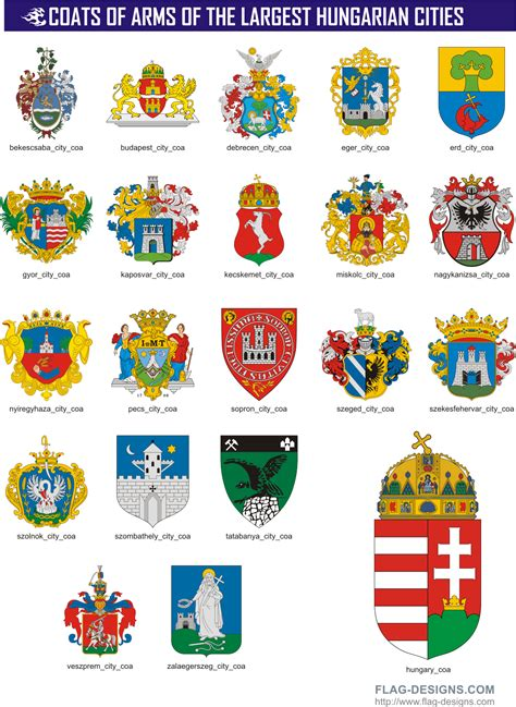 hungarian coat of arms tattoo www imgkid com the image