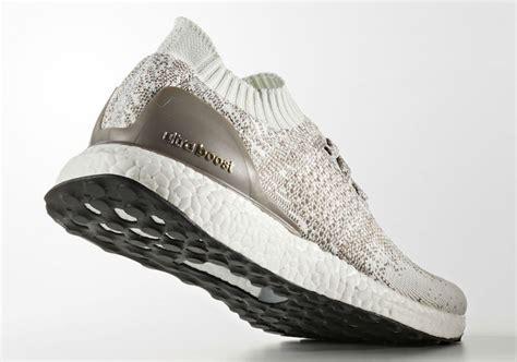 Adidas Ultra Boost Uncaged Grey Primeknit adidas ultra boost uncaged vapour grey sneaker bar detroit
