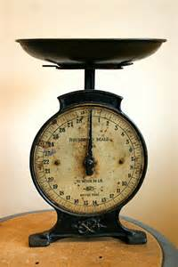 Vintage Kitchen Scales by Antique Kitchen Scale Vintage Scales And Tools For The