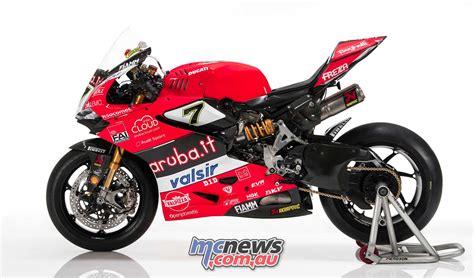 Ducati Rennmotorrad by 2018 Ducati Panigale R Wsbk Tech Specs Images Mcnews