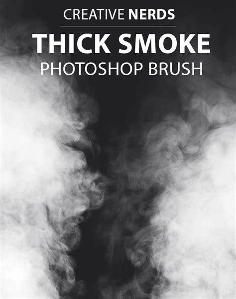 tutorial photoshop brush amazing free thick smoke photoshop brush set free stuff