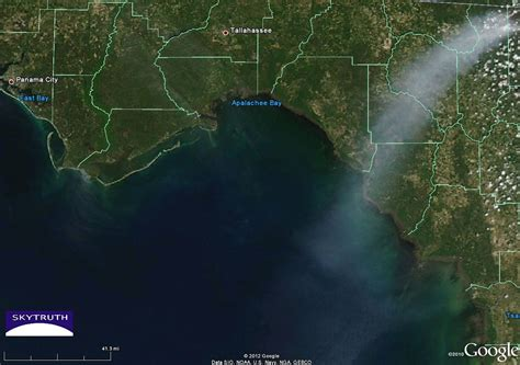 florida wildfires florida wildfires skytruth