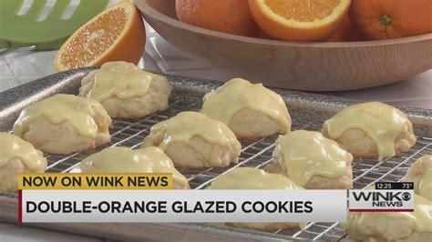 Mr Pat Glaz Cookies mr food orange glazed cookies wink news