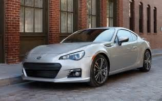 Subaru Prz 2017 Subaru Brz Facelift Leaked On The Web