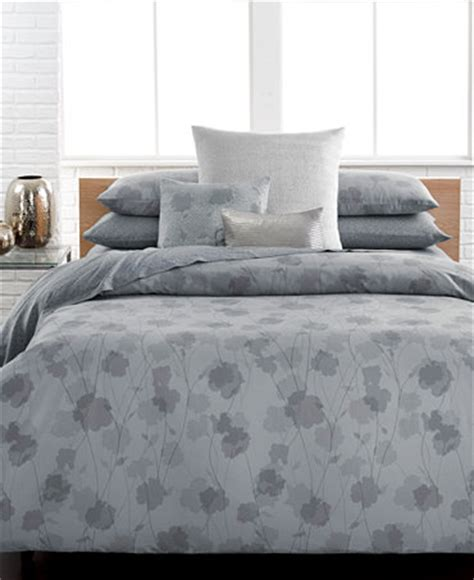 Calvin Klein Bedding Sets Calvin Klein Viola Bedding Collection Bedding Collections Bed Bath Macy S