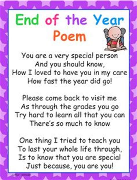 Thank You Note To Preschool End Of Year Quotes For Teachers At The End Of The School Year Back To School On Affirmations