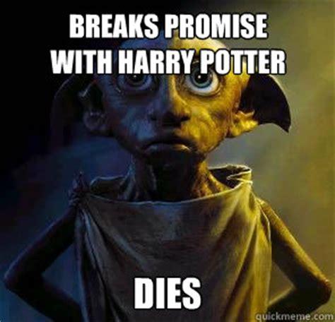 Harry Potter House Meme - disgruntled house elf dobby memes quickmeme
