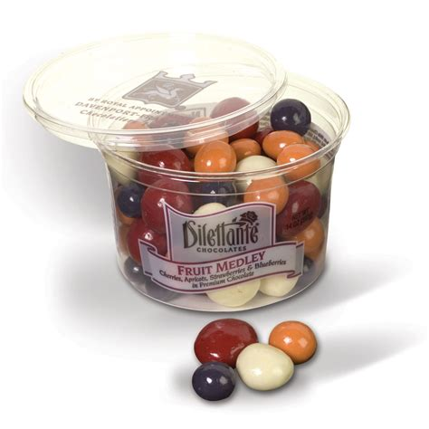 fruit medley chocolate covered fruit medley 174 14 oz dilettante chocolates