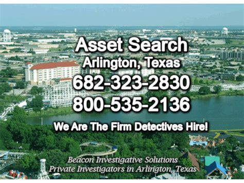 Arlington Records Arlington Asset Search Beacon Investigative Solutions