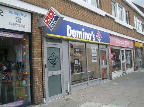 file domino s pizza geograph org uk 1384939 jpg file domino s pizza in cosham high street geograph org