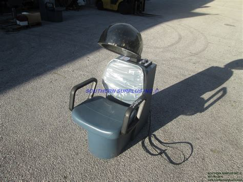 Hooded Hair Dryer With Chair by Highland Venus Plus Hm1500 Barber Hooded Hair Dryer