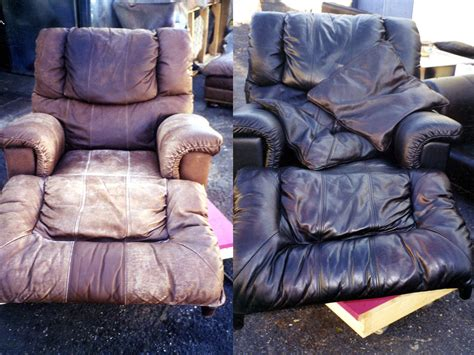 re dyeing leather couch re dye leather hospital