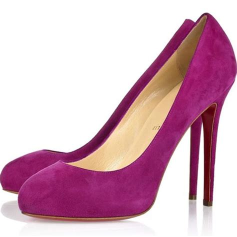 high heel shoes purple high heel shoes heels me
